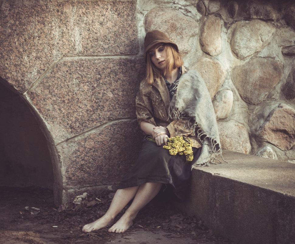 Мария в образе нищенки 2 - Алексей Корнеев
