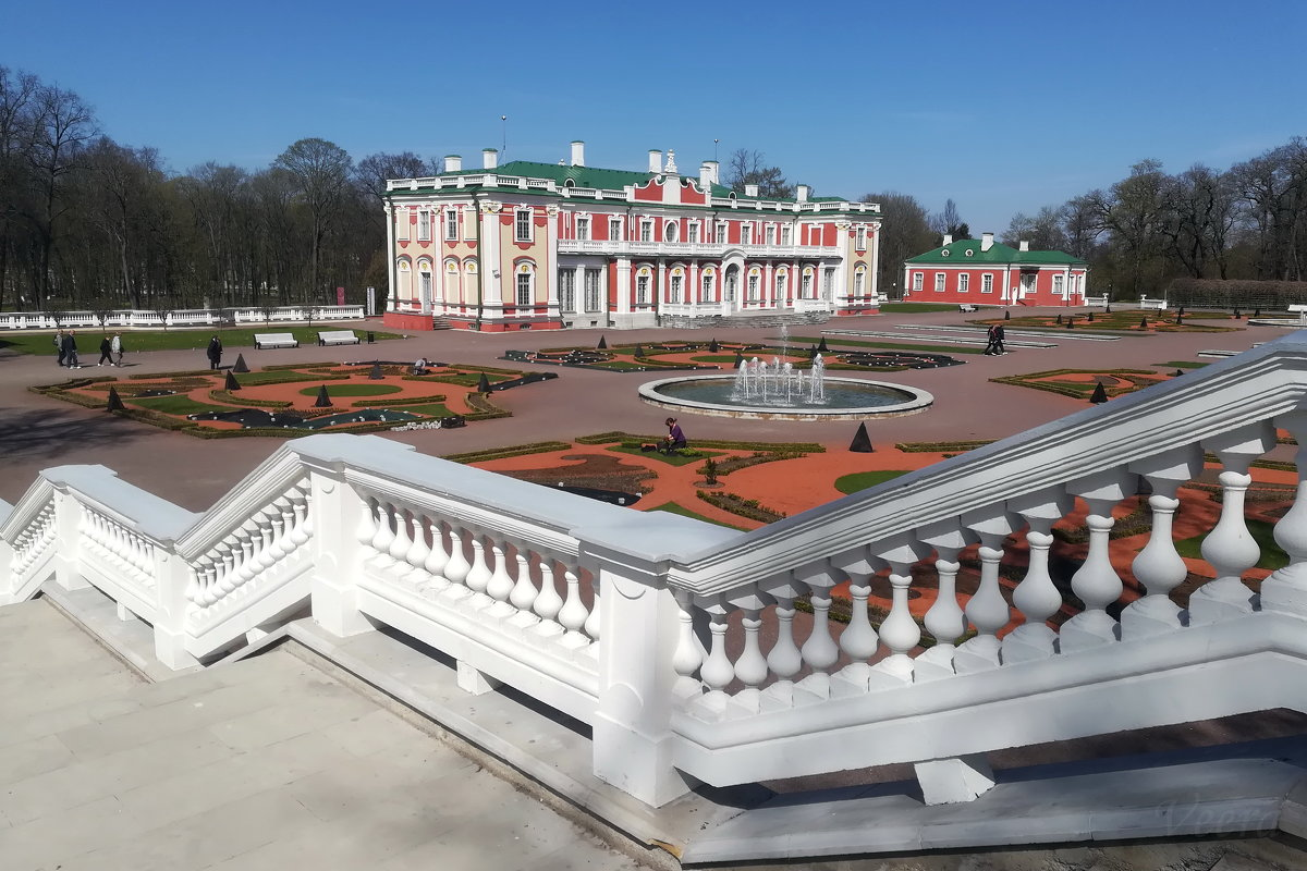 Кадриоргский дворец - veera (veerra)