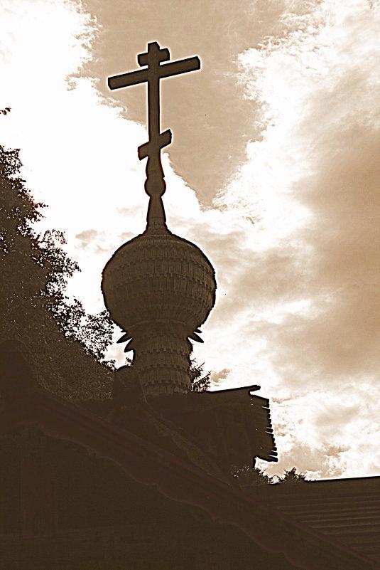Водопад Гремячий ,Подмосковье . - Любовь
