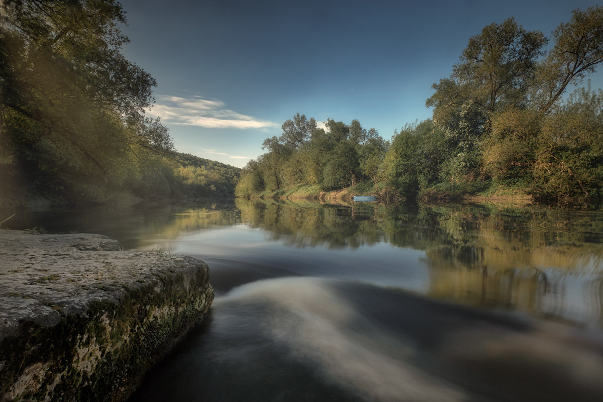 Зеркало реки - Fuseboy