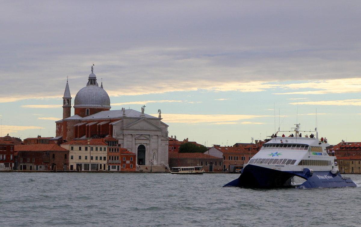 Венеция. Вечереет. - tatiana