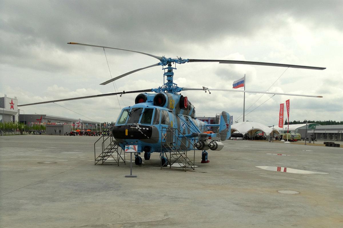 КА-29 - Павел WoodHobby