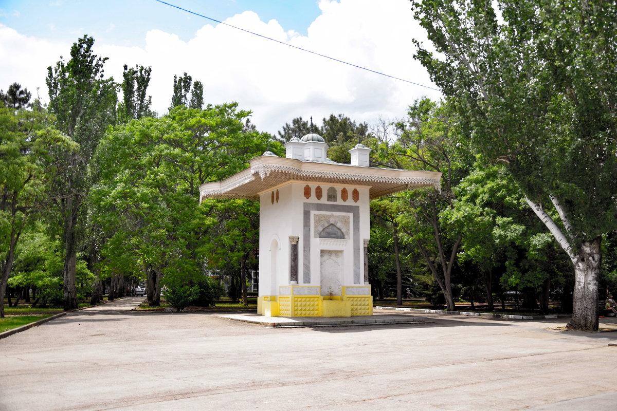 Фонтан Айвазовского - Анатолий Збрицкий