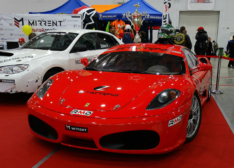 Ferrari - Павел WoodHobby