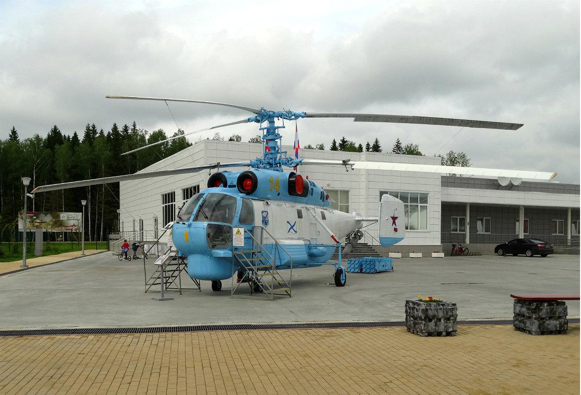 КА - 27 ПЛ - Павел WoodHobby