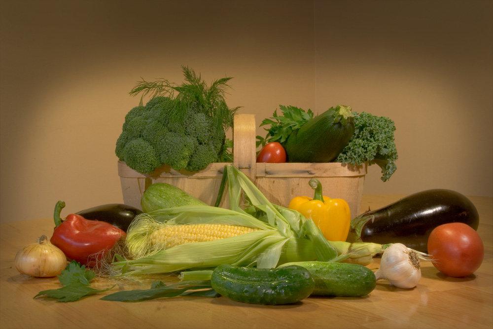 Овощи (после похода на рынок) - Valery Remezau