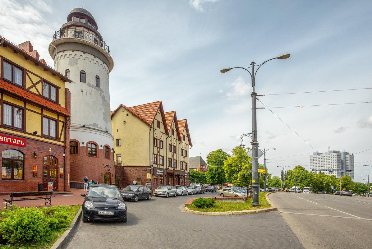 Городской маяк - dragonflight78.klimov