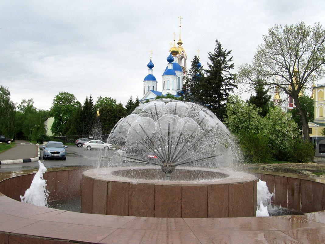 Фонтанчик-одуванчик - Антонина Балабанова