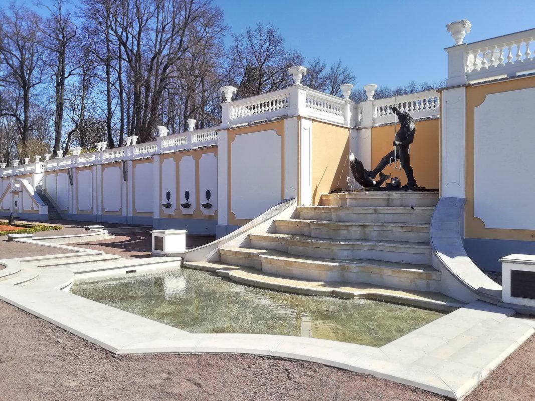 """Фонтан """"Нептун"""" в парке Кадриорг, Таллин - veera (veerra)"""