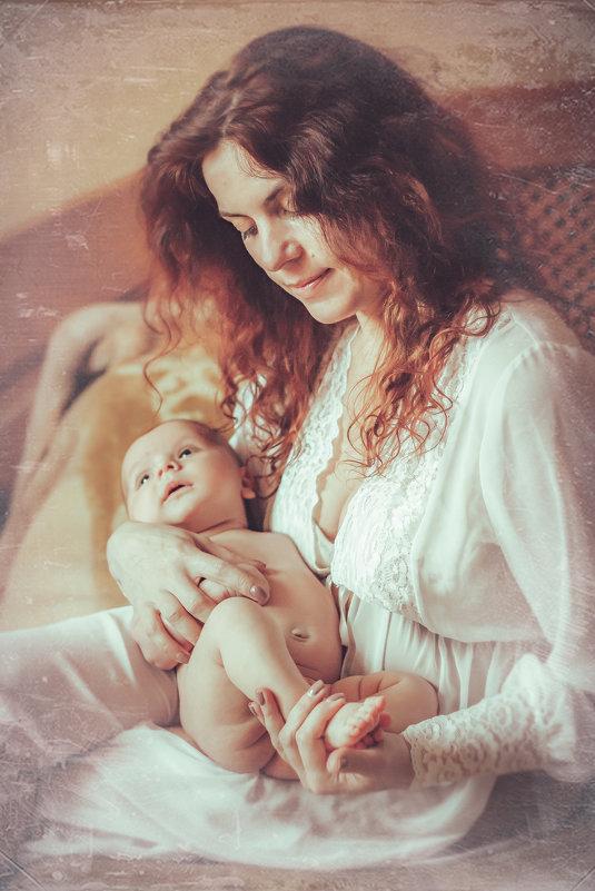 Мать и дитя - Viktoria Lashuk