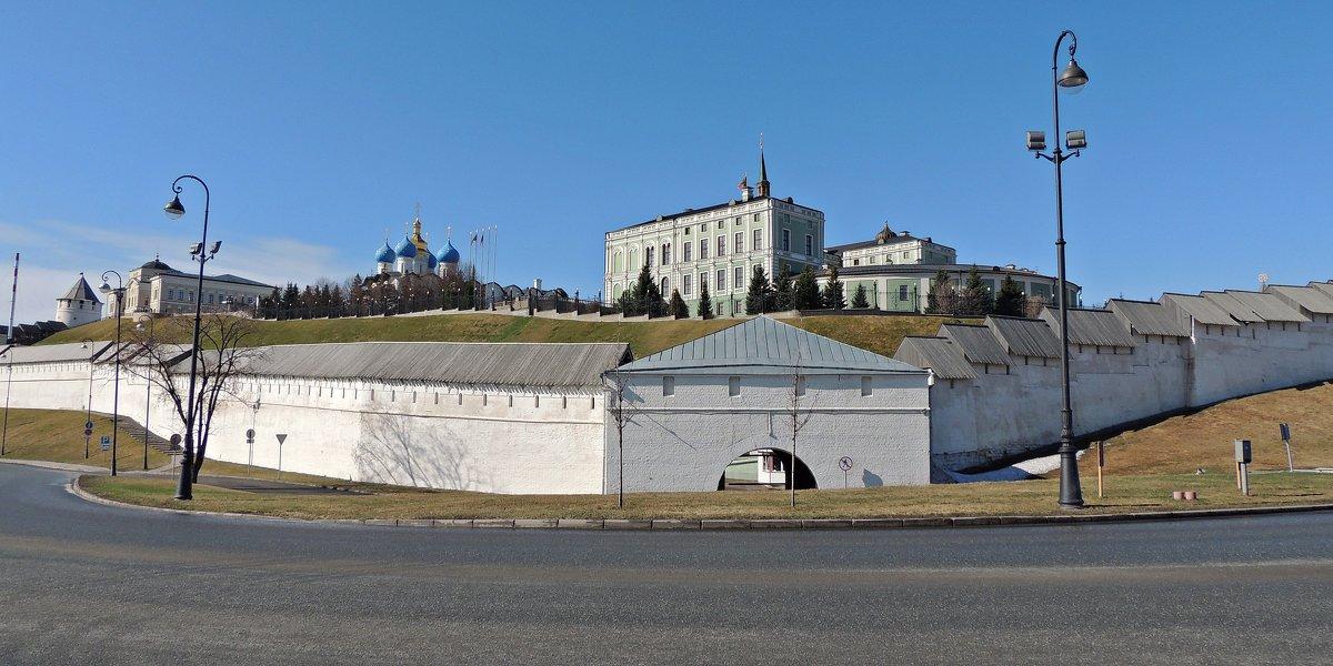 Казанский кремль - Ирина Козлова