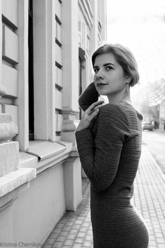 вечерний портрет - Кристина