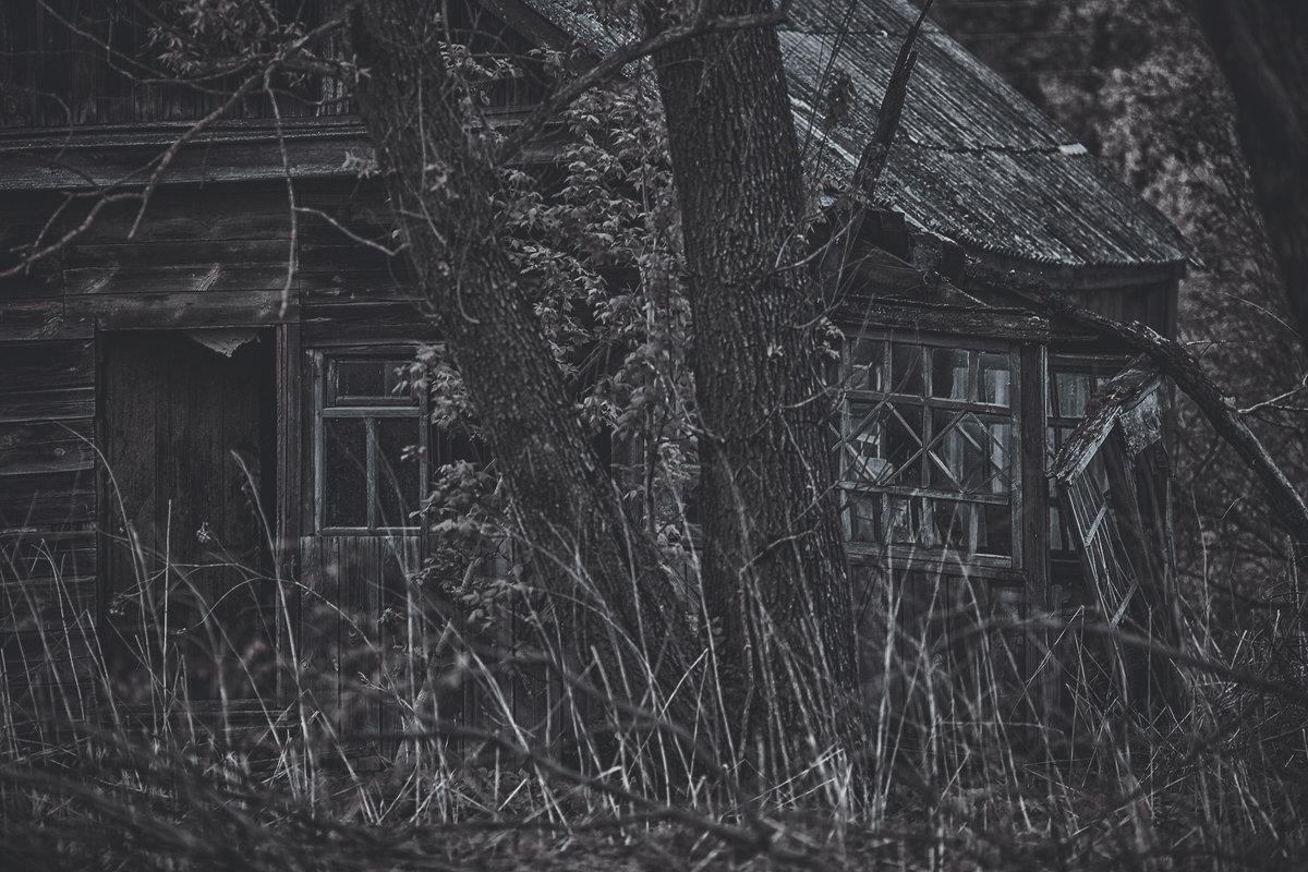Проклятый старый дом - Денис