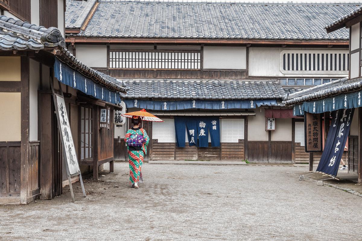 Япония - Alena Karpova