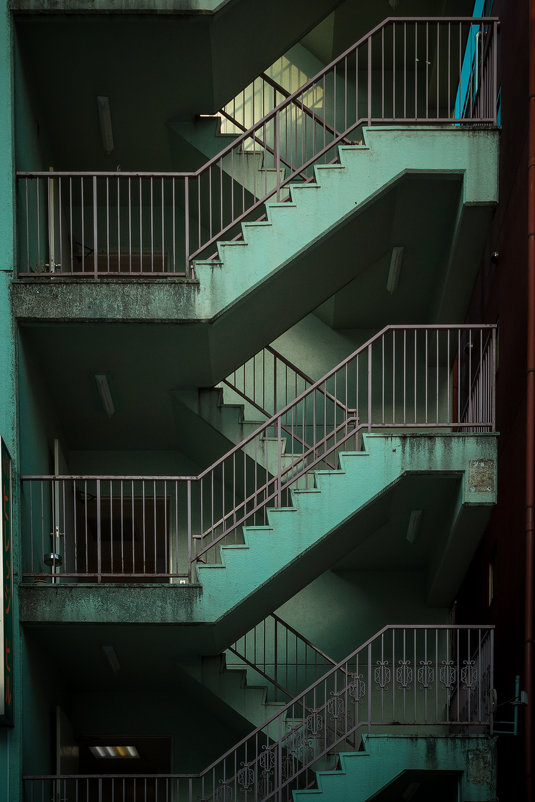 лестница - Alena Karpova