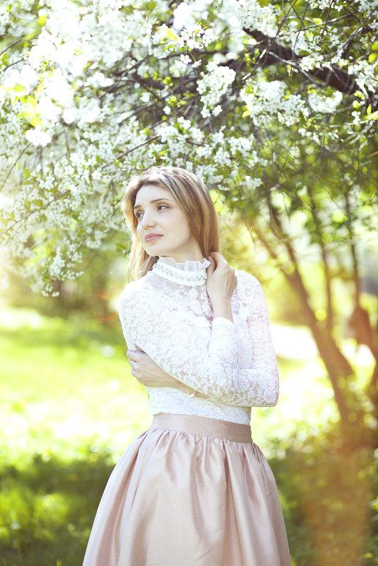 Весенний вечер - Юлия Кувшинова