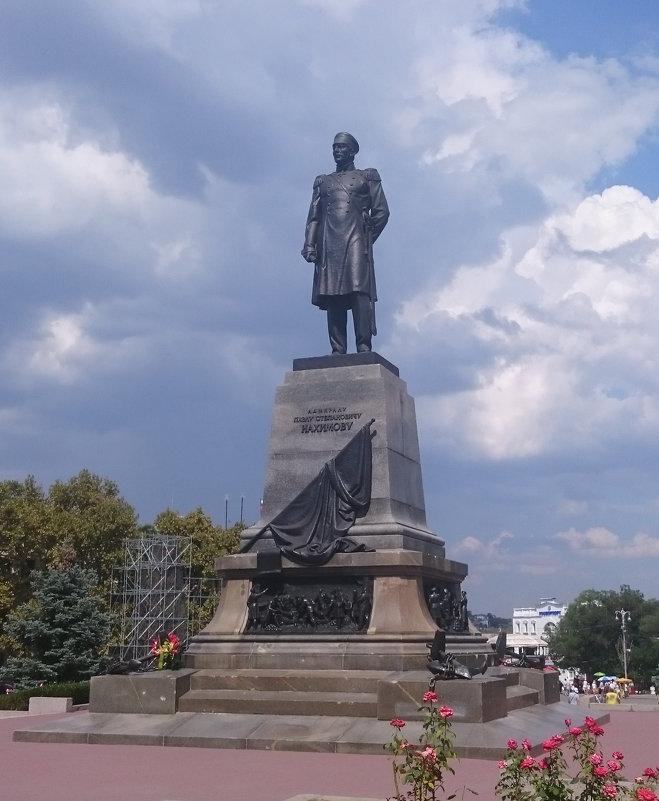 Памятник Нахимову в Севастополе - ofinogen