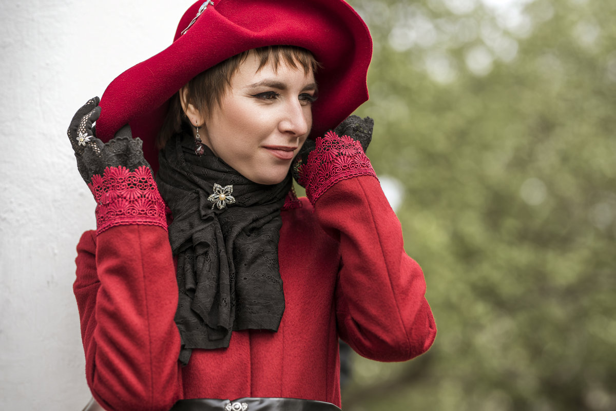 Lady in red )) - Игорь Козырин
