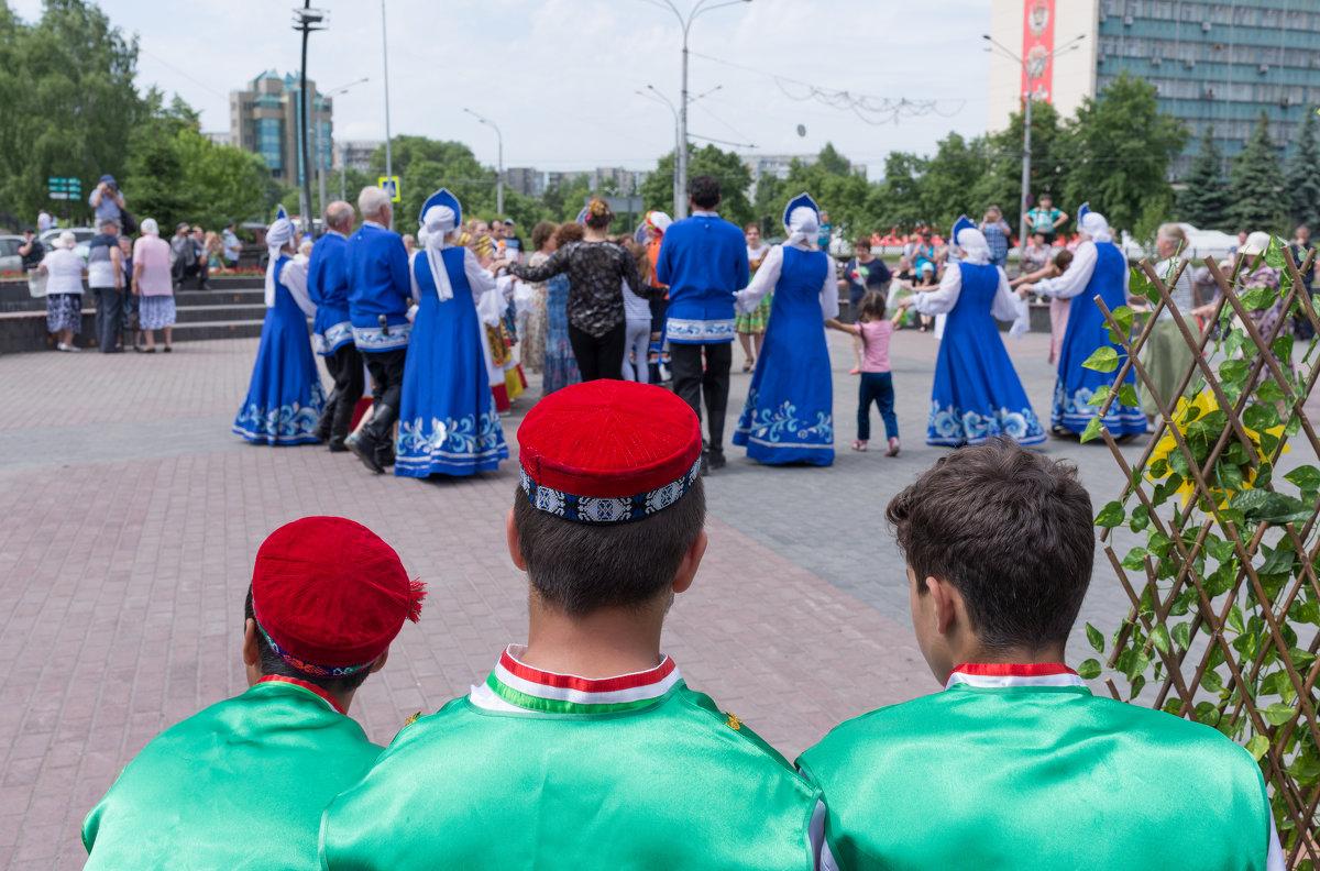 День России - Валерий Михмель