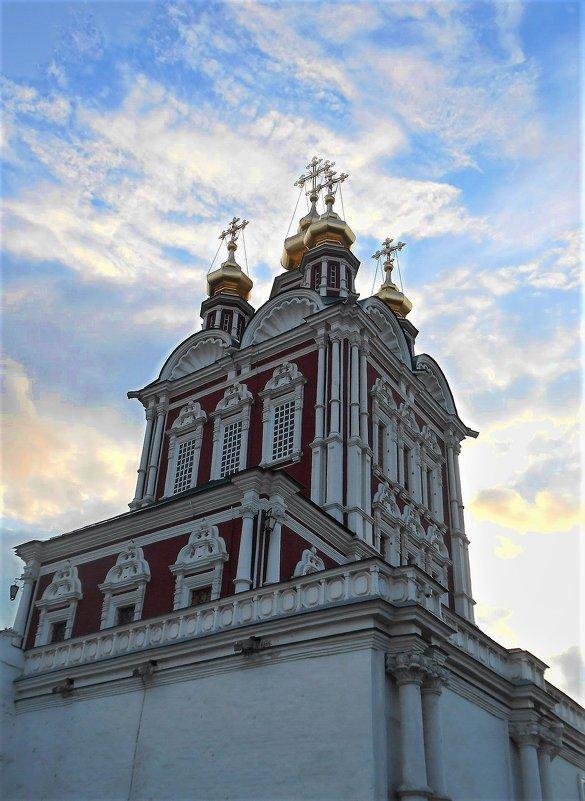 Новодевичий монастырь. Фрагмент - Ирина Via