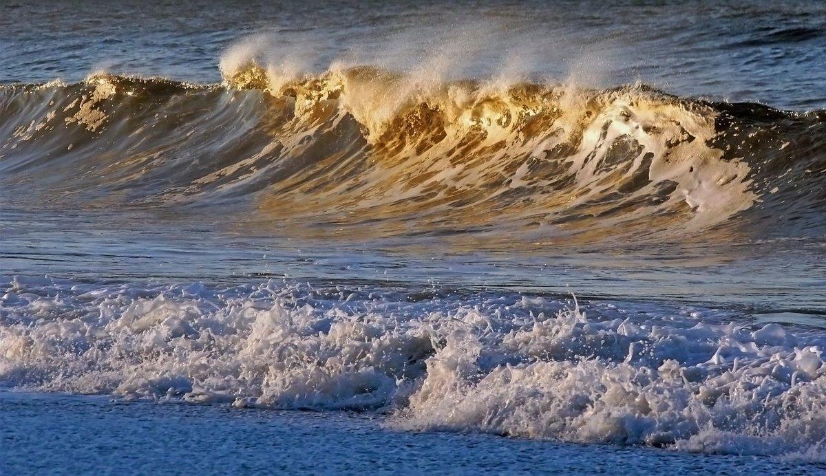 Море, море... Мир бездонный... - Вадим Якушев