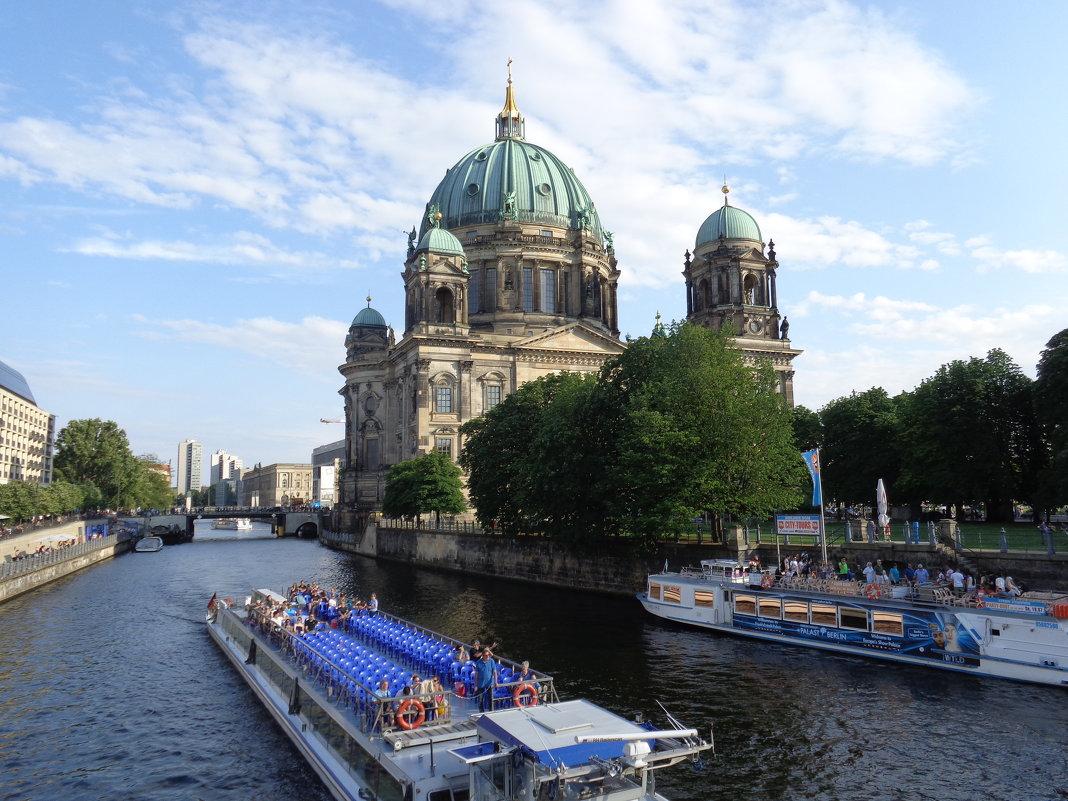 Берлинский собор - Elena