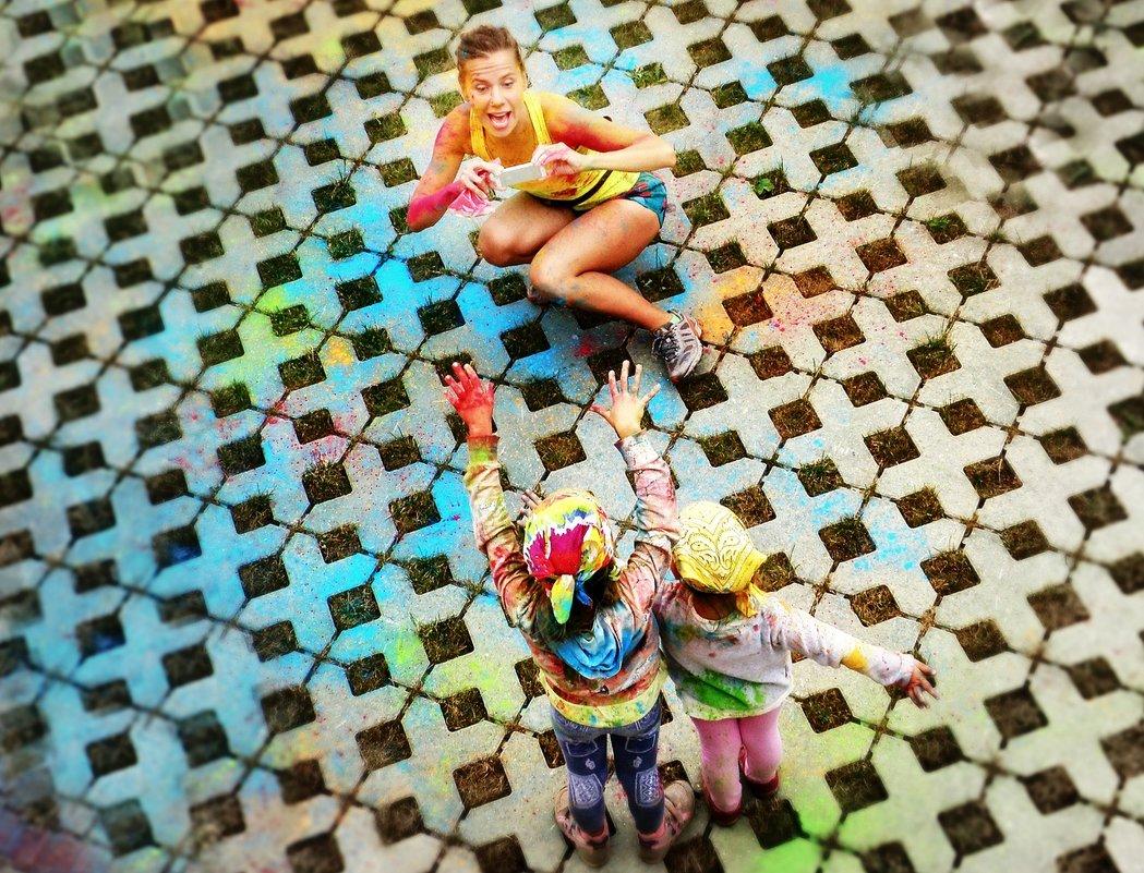 Color Fest... - Андрей Головкин