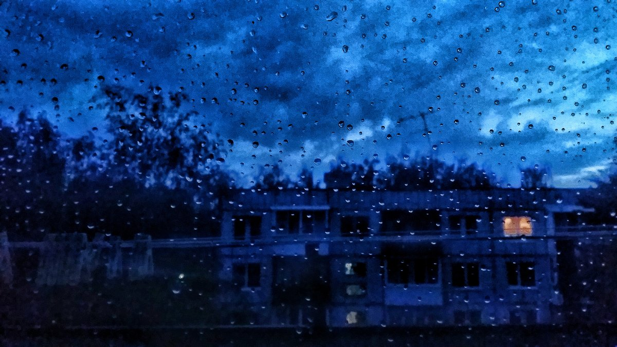 пейзаж дождя - Алёна Осипова