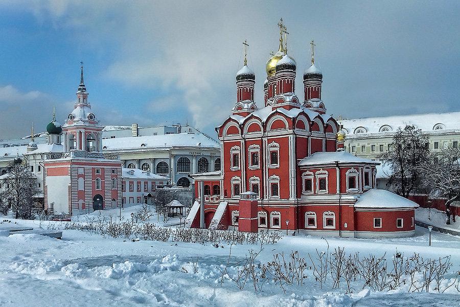 Зарядье. Москва - Александр Шмалёв