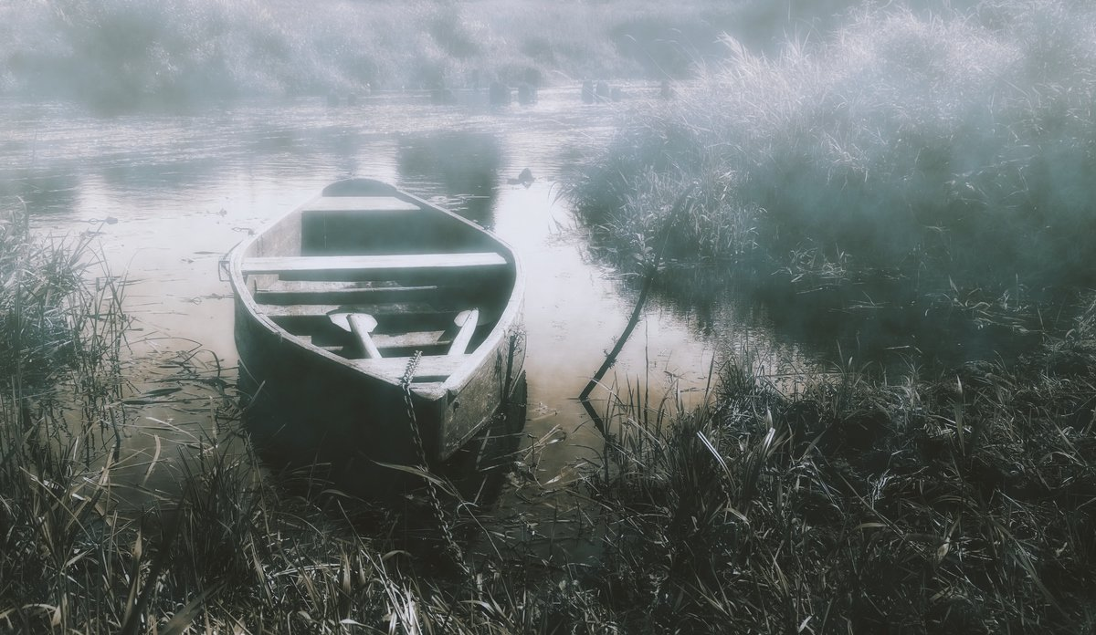 Как на Тезе на реке.... - leonid