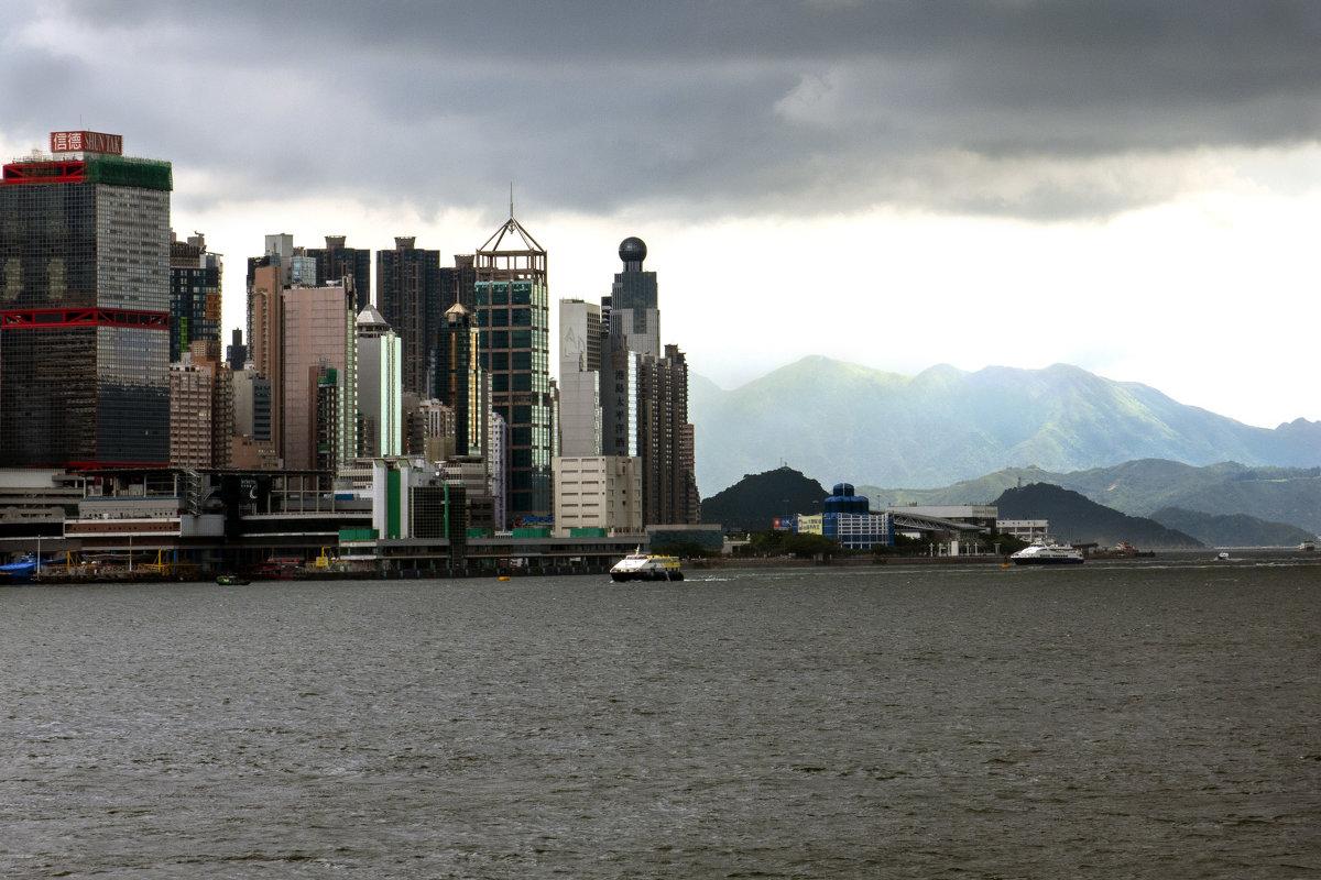 Гонконг, контрасты - Леонид