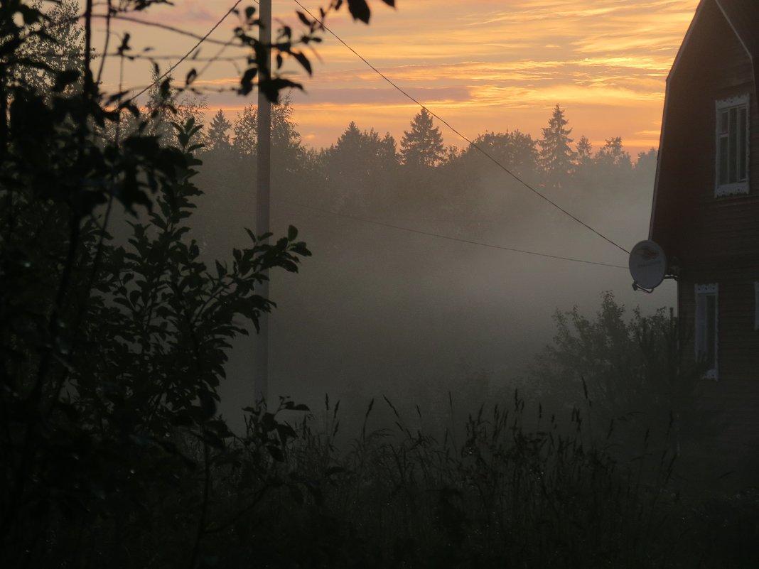 Туман...туманище... - Цветков@Галин@