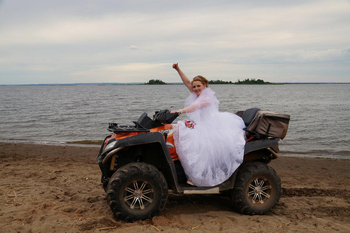 Невеста - Елена Салтыкова(Прохорова)