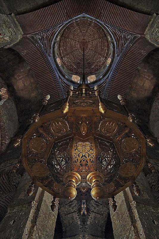 Купол с паникадилом - irina Schwarzer