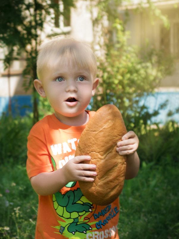 Самый вкусный хлеб - Оксана Задвинская