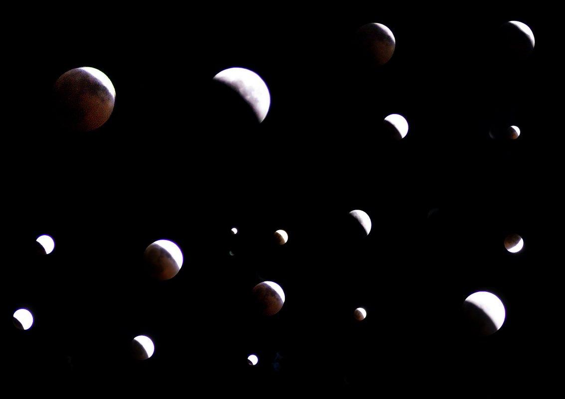 лунное затмение - Александр Корчемный