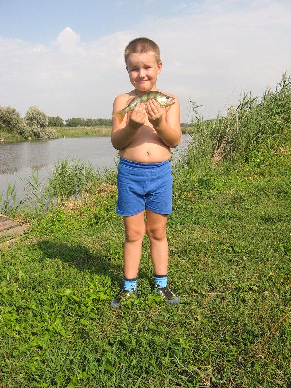Рыбалка. - Slav51T