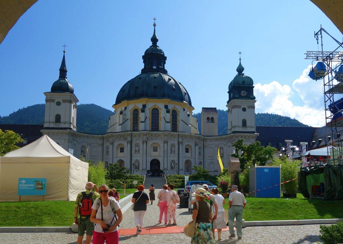 Монастырь Этталь: историческое и культурное наследие Баварии... - Galina Dzubina