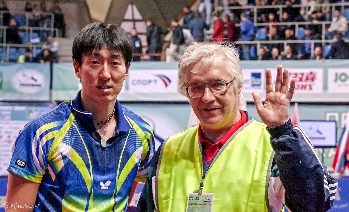 Мой любимый игрок - Ох Сан Ён (Ю.Корея) - Сергей Ключарёв