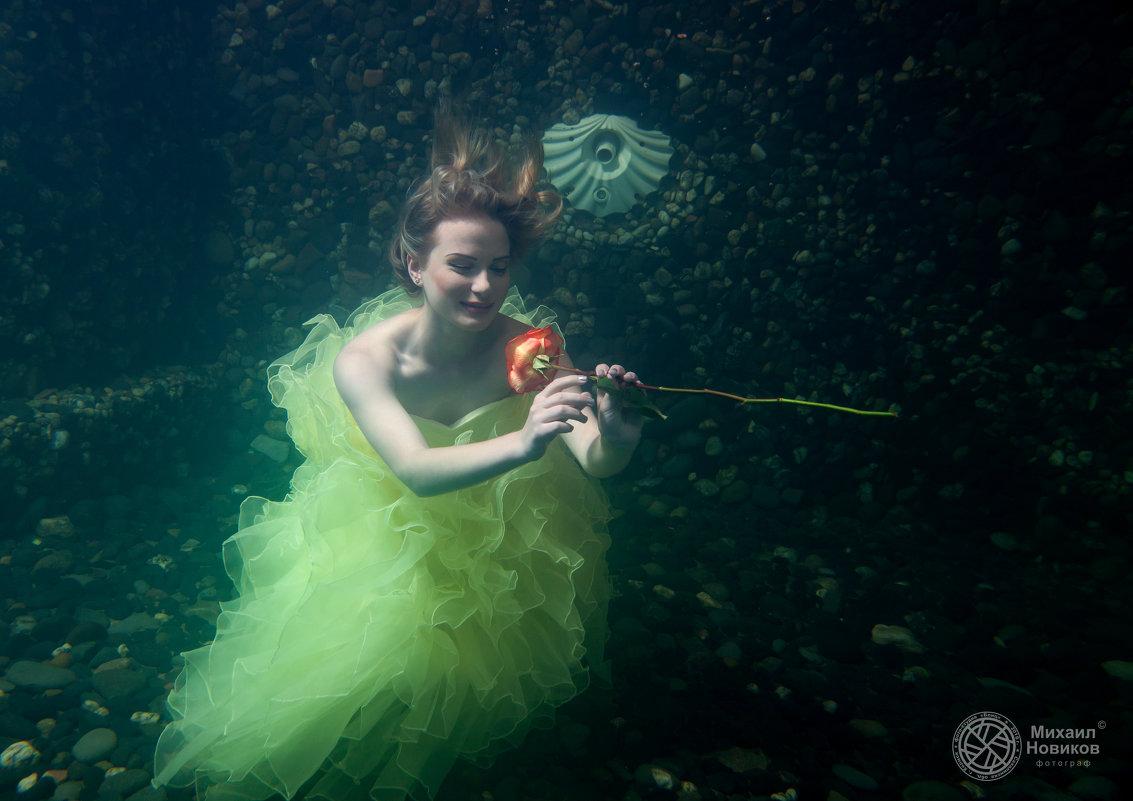 Под водой - Михаил Новиков