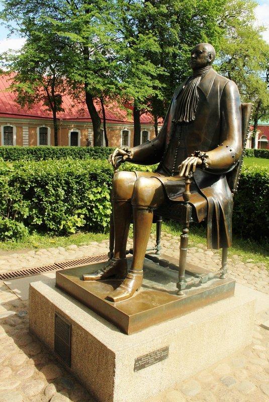 Памятник Петру I - sav-al-v Савченко