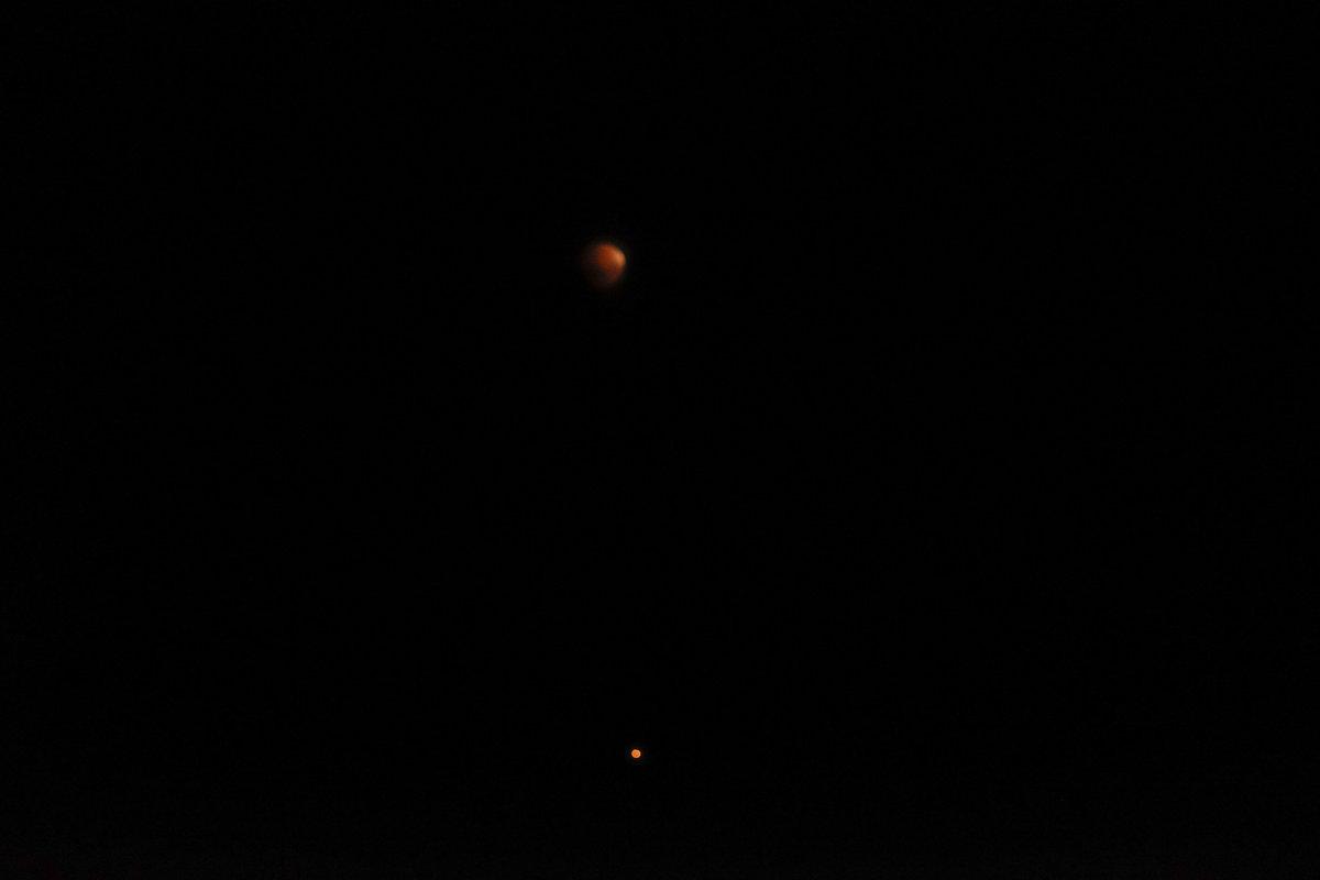 Затмение Луны - ofinogen