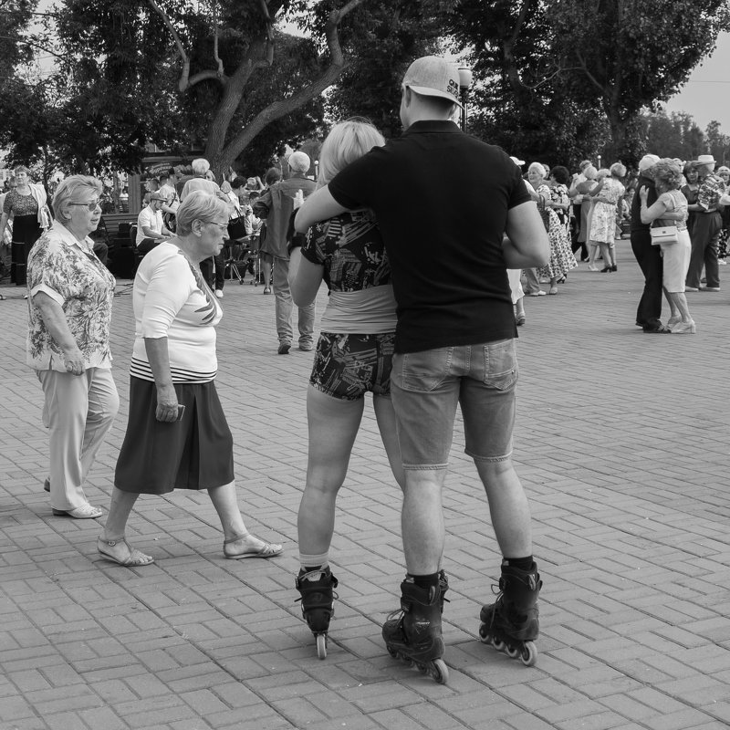 Молодость и старость - Константин Чебыкин
