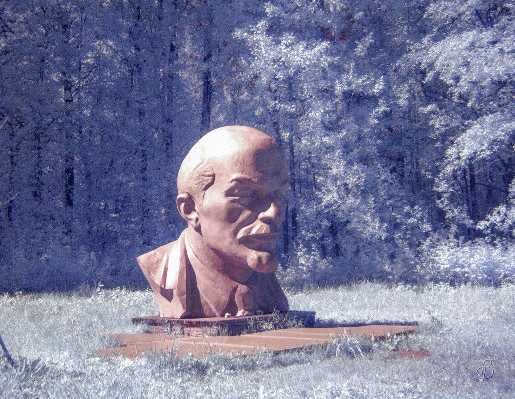 Бюст В.И.Ленина - Виталий