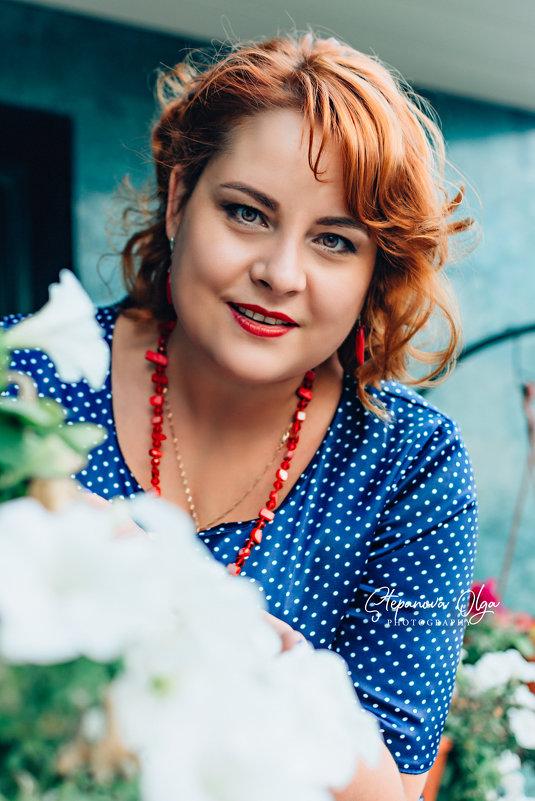 Оля - Ольга Степанова