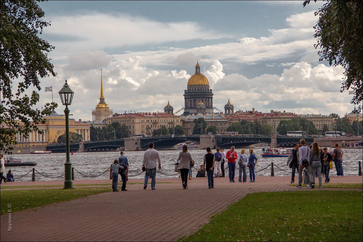 Самое красивое место Санкт-Петербурга - Валентин Яруллин