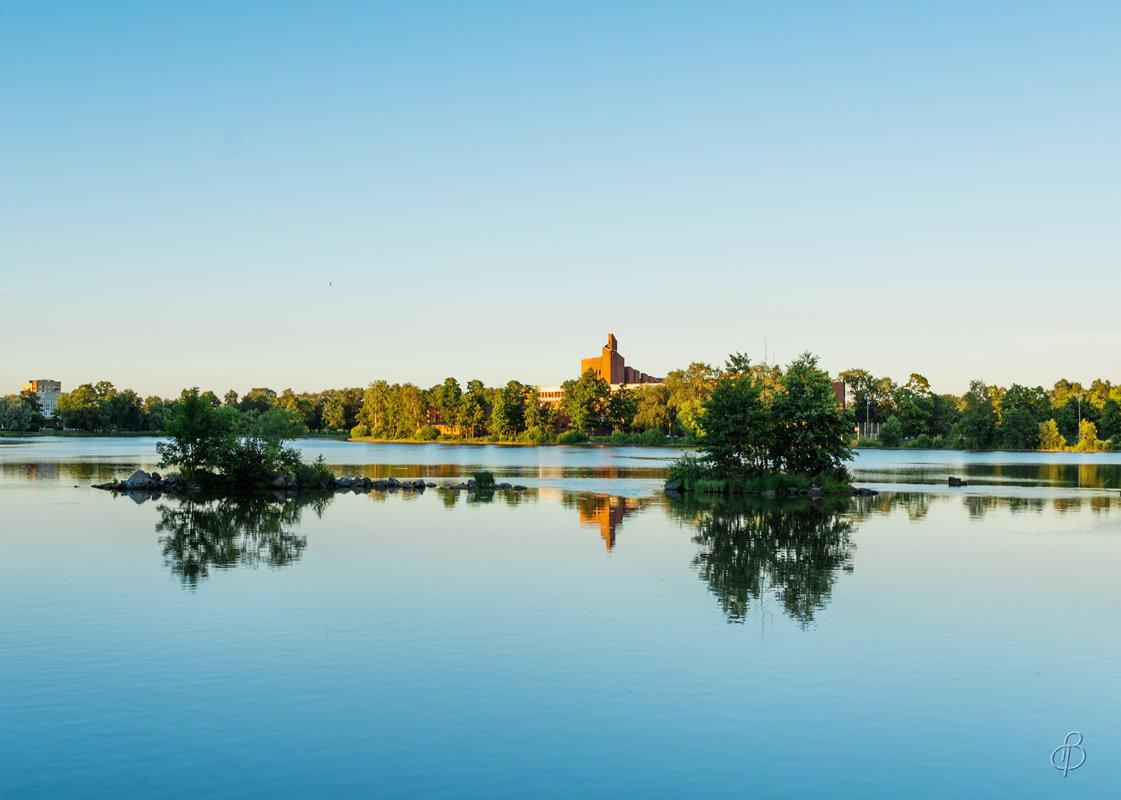 Озеро Разлив (3) - Виталий