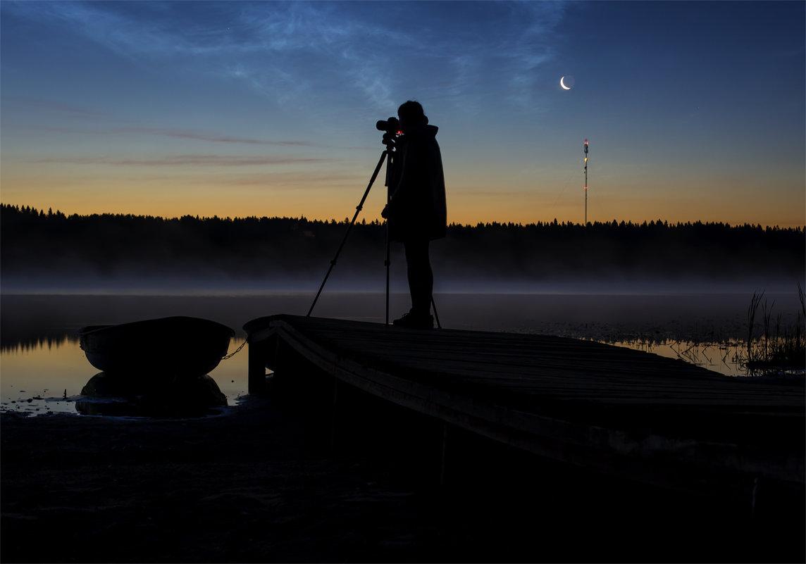 Ночное фотобдение - Nika Polskaya