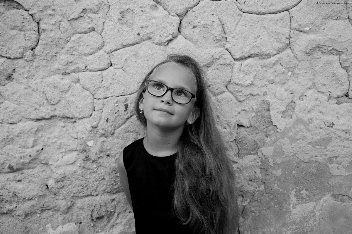 Юная мечтательница - Марианна Привроцкая