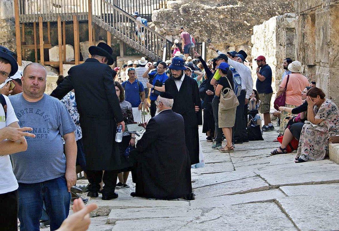 прогулка по Иерусалиму - Александр Корчемный